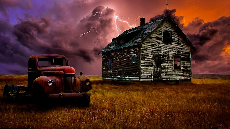Prairie Noir by Bryan Smith