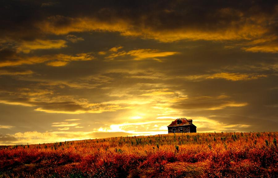 Prairie Past by Bryan Smith