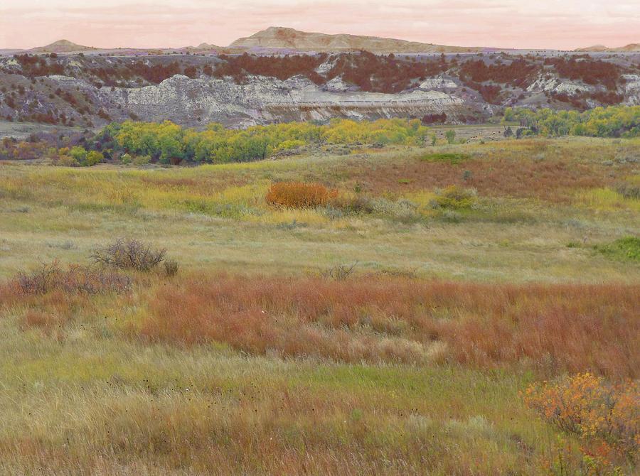 North Dakota Photograph - Prairie Reverie On The Western Edge by Cris Fulton