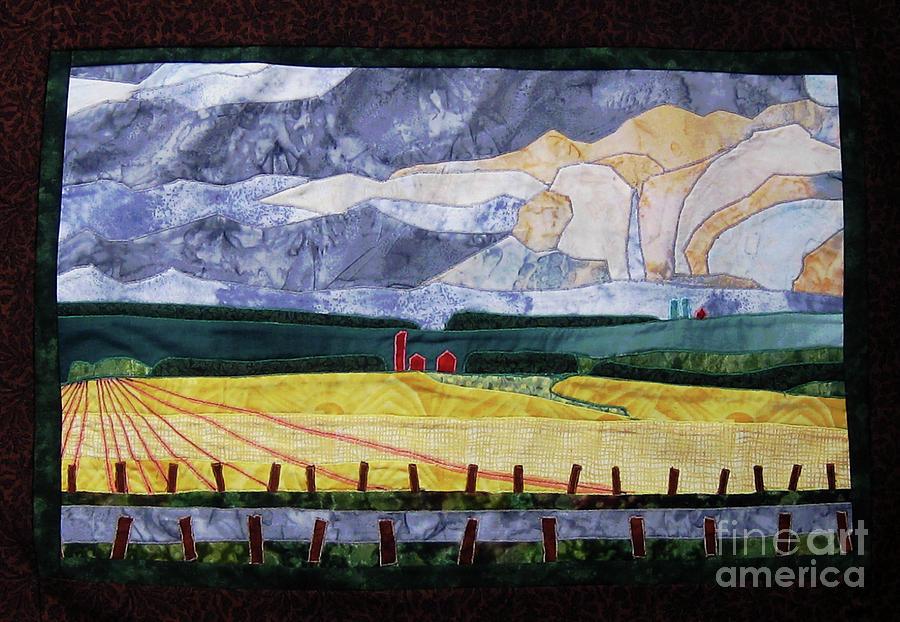 Prairie Storm by Anne Havard