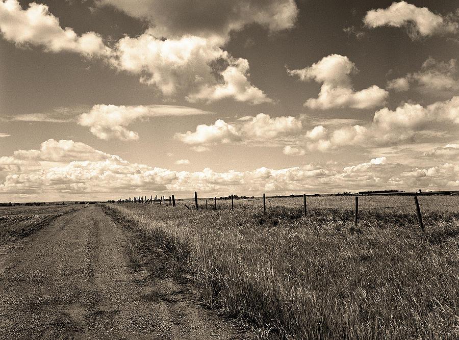 Prairies Scenery Photograph