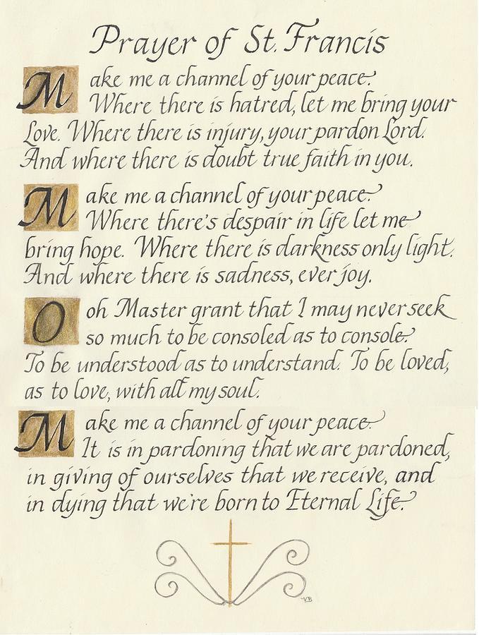 Prayer by Valerie Bassett