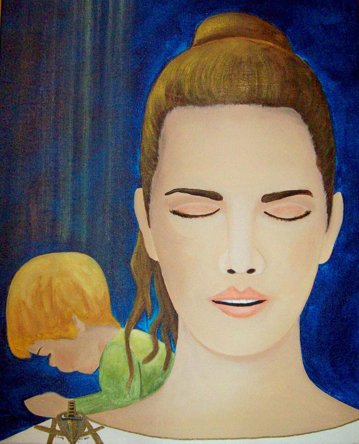 Prayer Warrior by CINDY WILSON