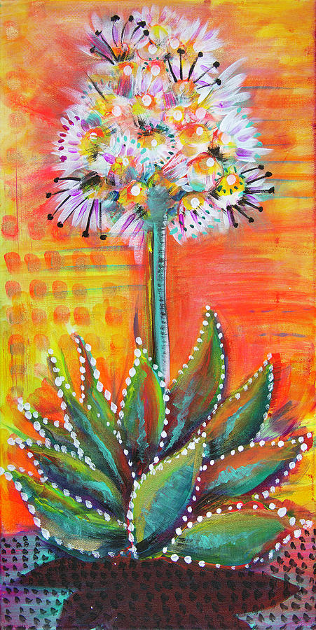 Tequila Painting - Pre-Tequila by Madeline Dillner