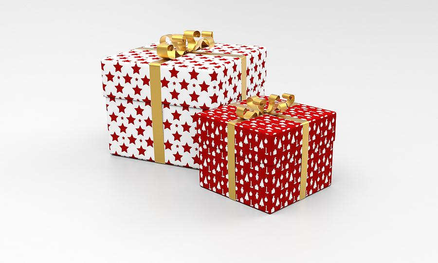 Presents for Christmas by Top Wallpapers