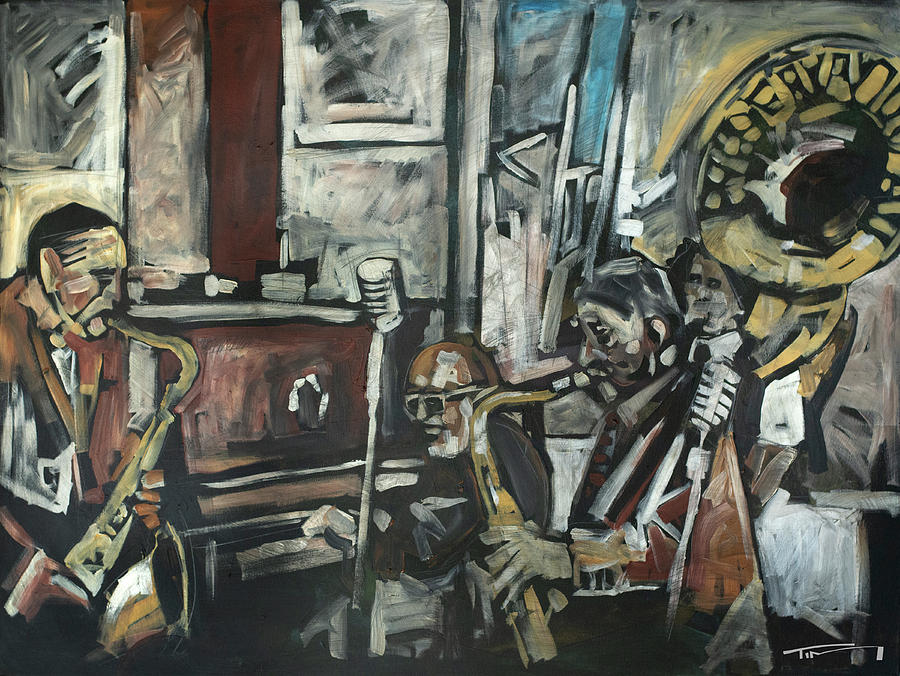 Preservation Hall Jazz Band by Tim Nyberg
