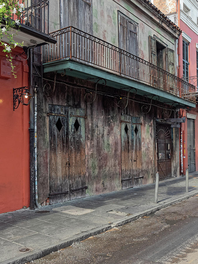 Preservation Hall by Thomas Hall
