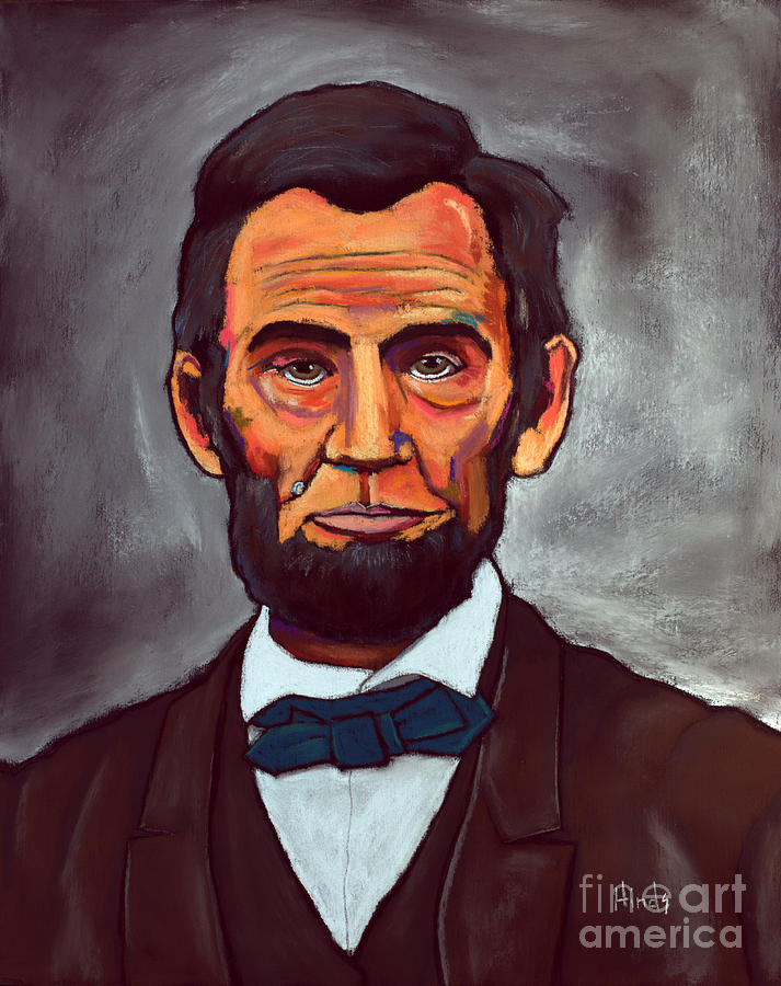 President Lincoln by David Hinds