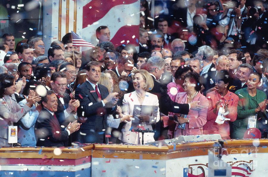 PRESIDENTIAL CAMPAIGN, 1996 by Laura Patterson