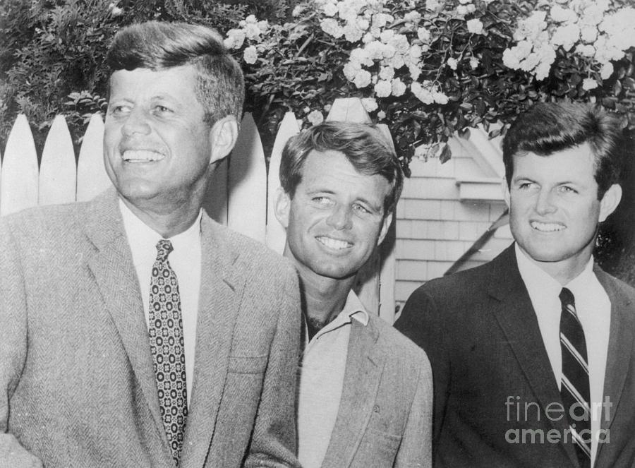 Presidential Candidate John F. Kennedy Photograph by Bettmann