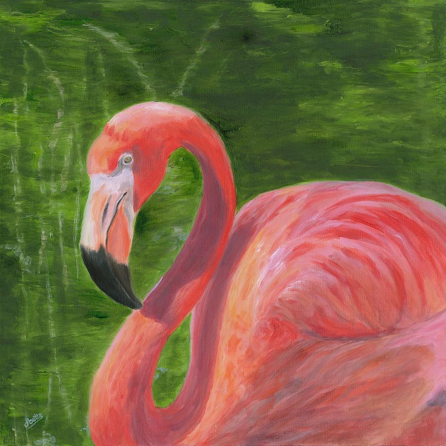 Pretty in Pink by Deborah Butts