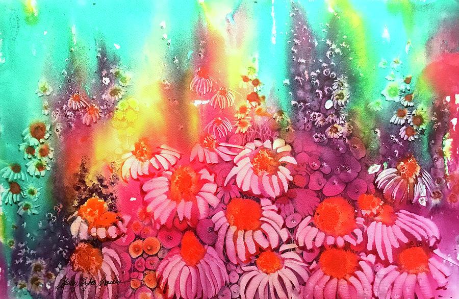 Pretty Pretty Pink by Shirley Sykes Bracken