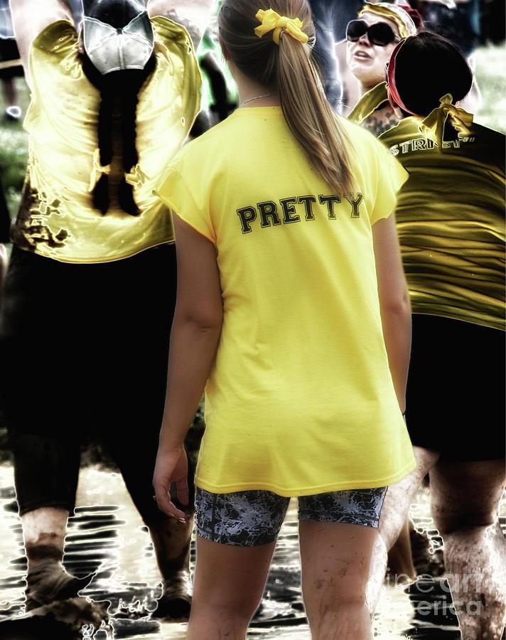 Pretty Photograph - Pretty  by Steven Digman