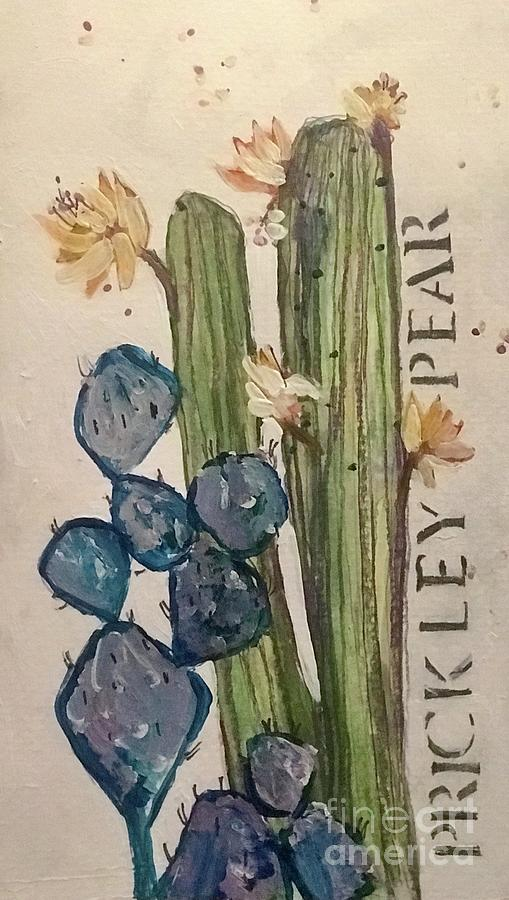 Prickley Pear by Sherry Harradence