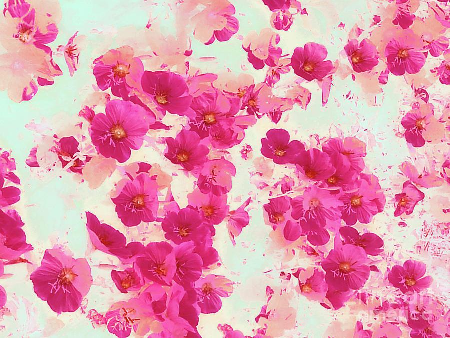 Prim Roses Garden by Cveti Dinkova