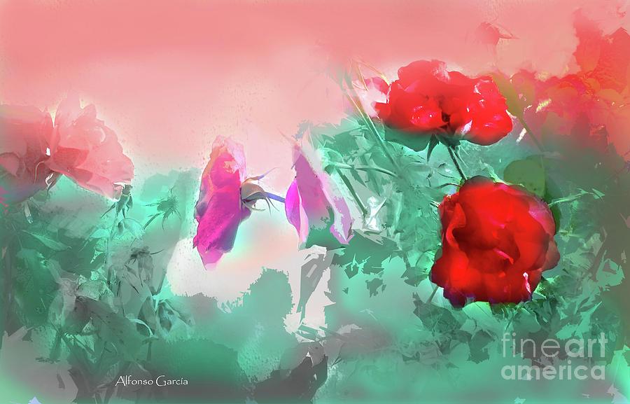 Primavera de Color by Alfonso Garcia