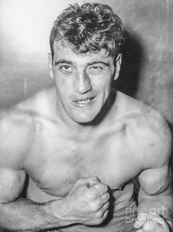 Primo Carnera Photograph by The Stanley Weston Archive