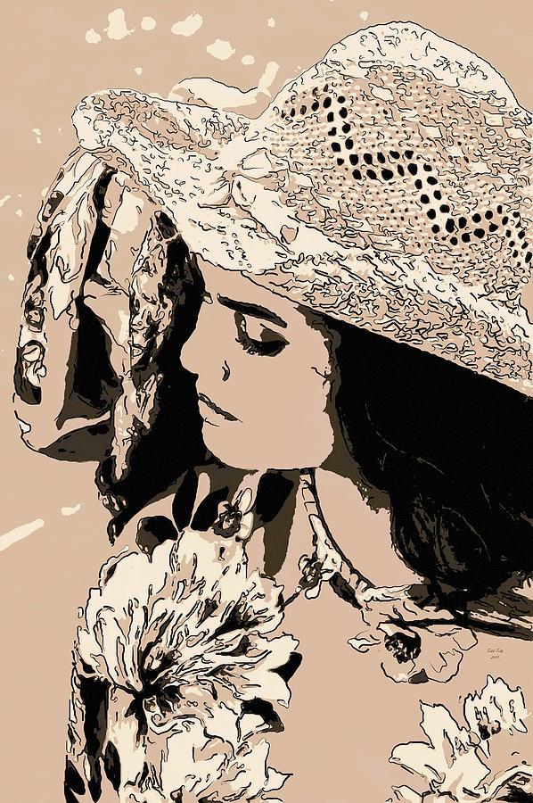 Primrose Senorita by Trish Tritz