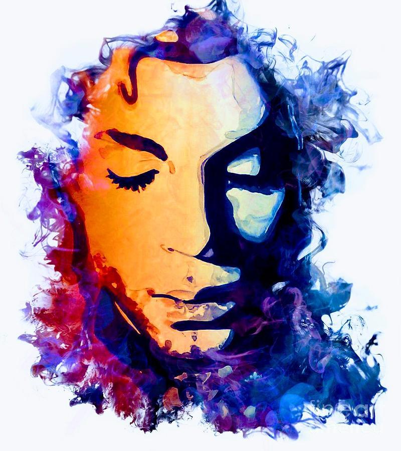 Prince 2 Mixed Media