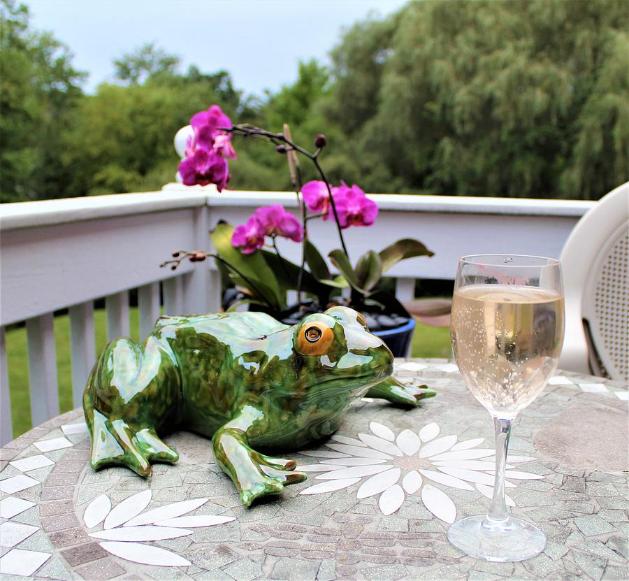 Prince and Prosecco  by Yelena Tylkina