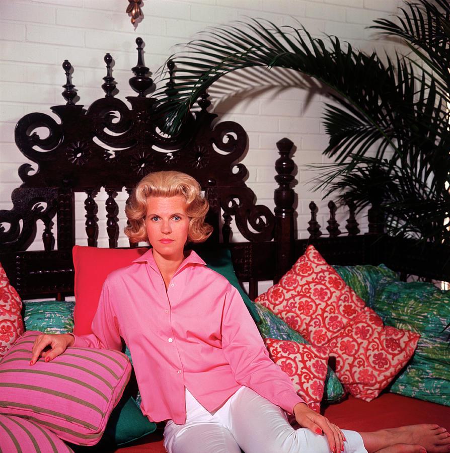 Princess Darenberg Photograph by Slim Aarons