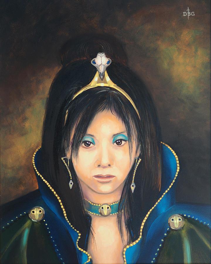 Princess Mai Karuki by David Bader