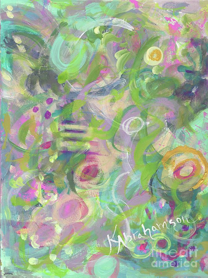 Printemps 4 by Kristen Abrahamson
