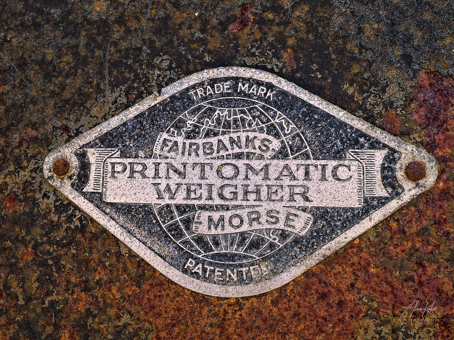 Printomatic Weigher Photograph