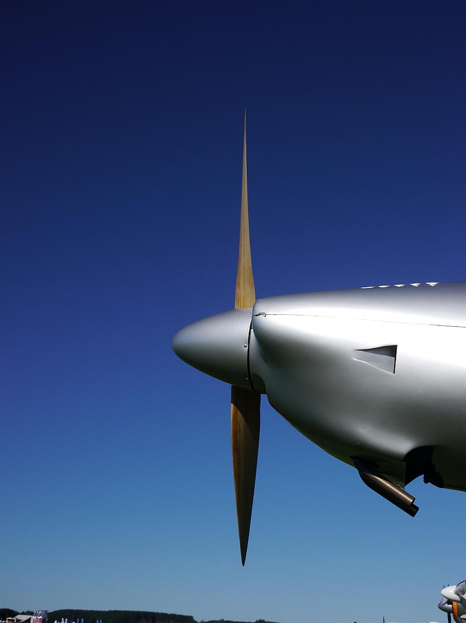 Propeller Photograph by Rolfo