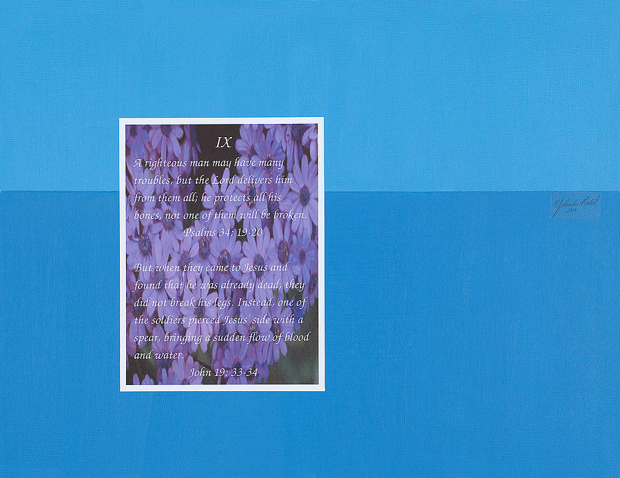 Prophesy and Fact IX by Yolanda Redd