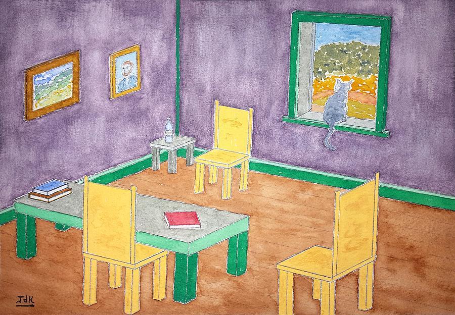 Provence Parlor Lore by John Klobucher