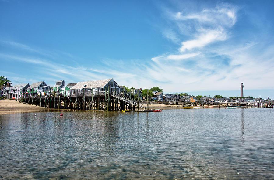 Provincetown Photograph - Provincetown - Cape Cod - Massachusetts by Brendan Reals