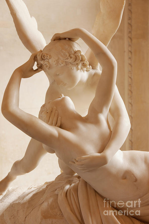 Psyce Revived by Cupids Kiss by Brian Jannsen
