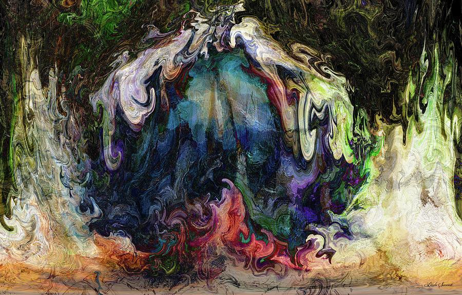 Psychedelic Dreams by Linda Sannuti