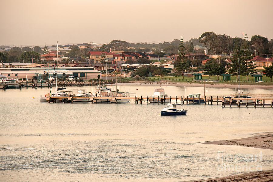 Pt. Denison Boat Harbour 2, Western Australia by Elaine Teague