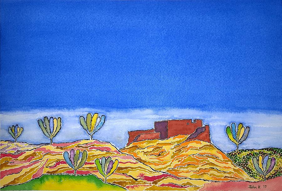 Pueblo Lore by John Klobucher