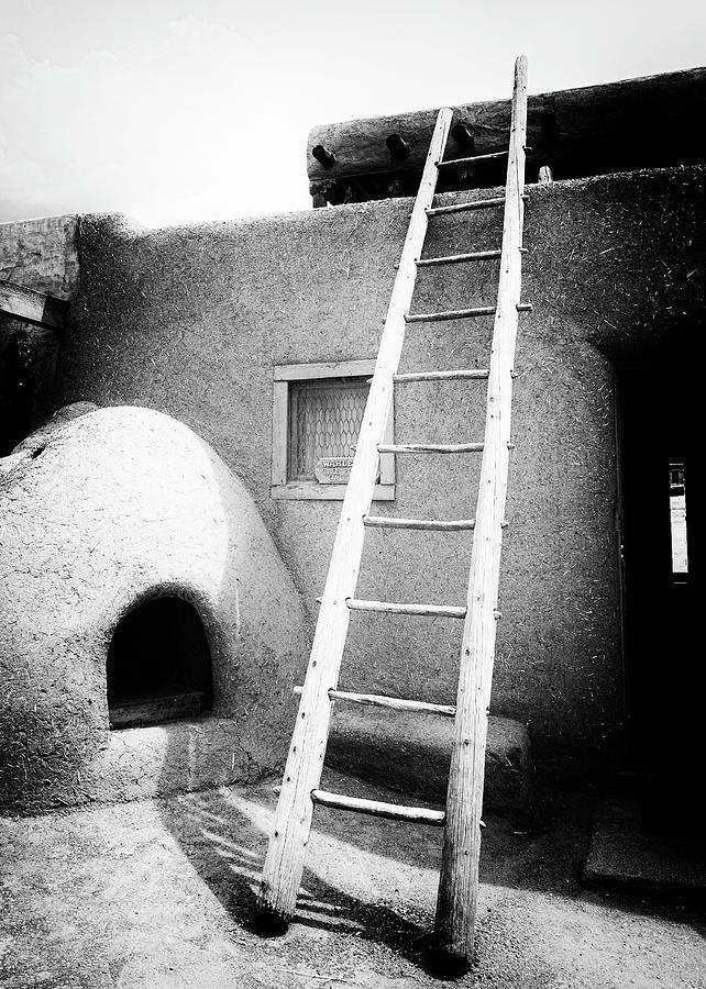 Pueblo by Ron McGinnis