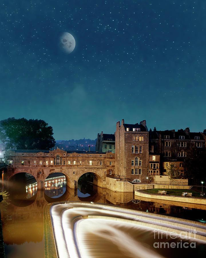 Pulteney Bridge by Edmund Nagele