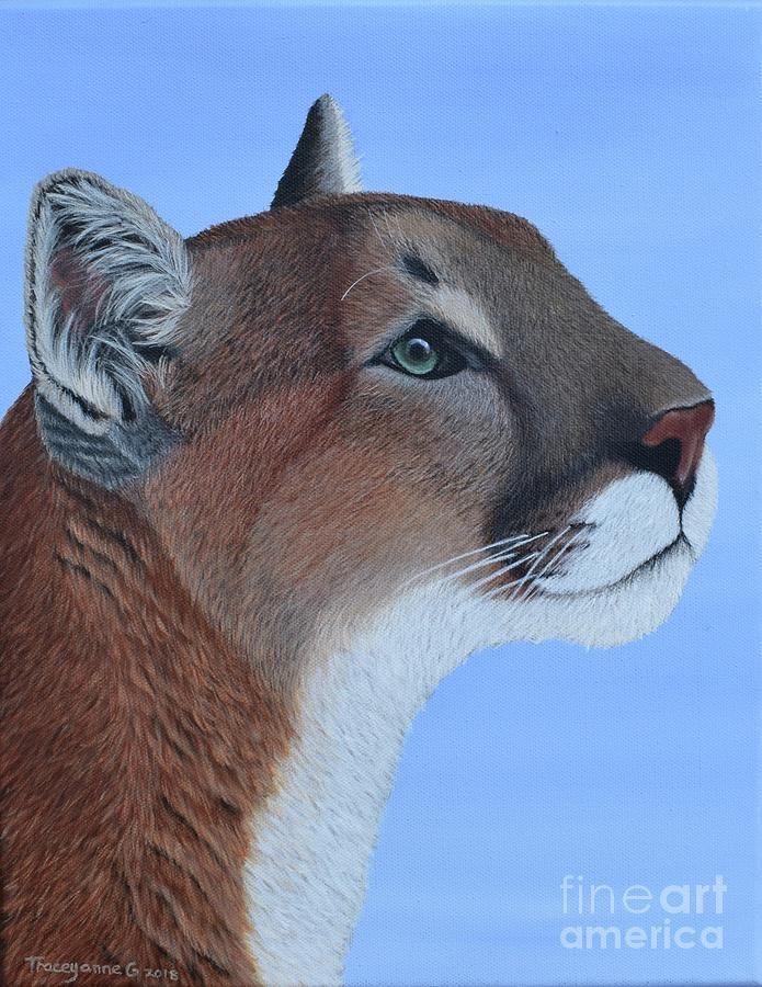 Puma by Tracey Goodwin