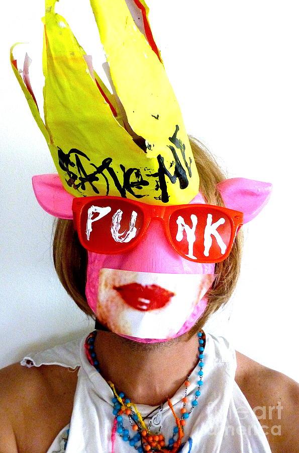 PUNK ASS SHEEP by Ricky Sencion
