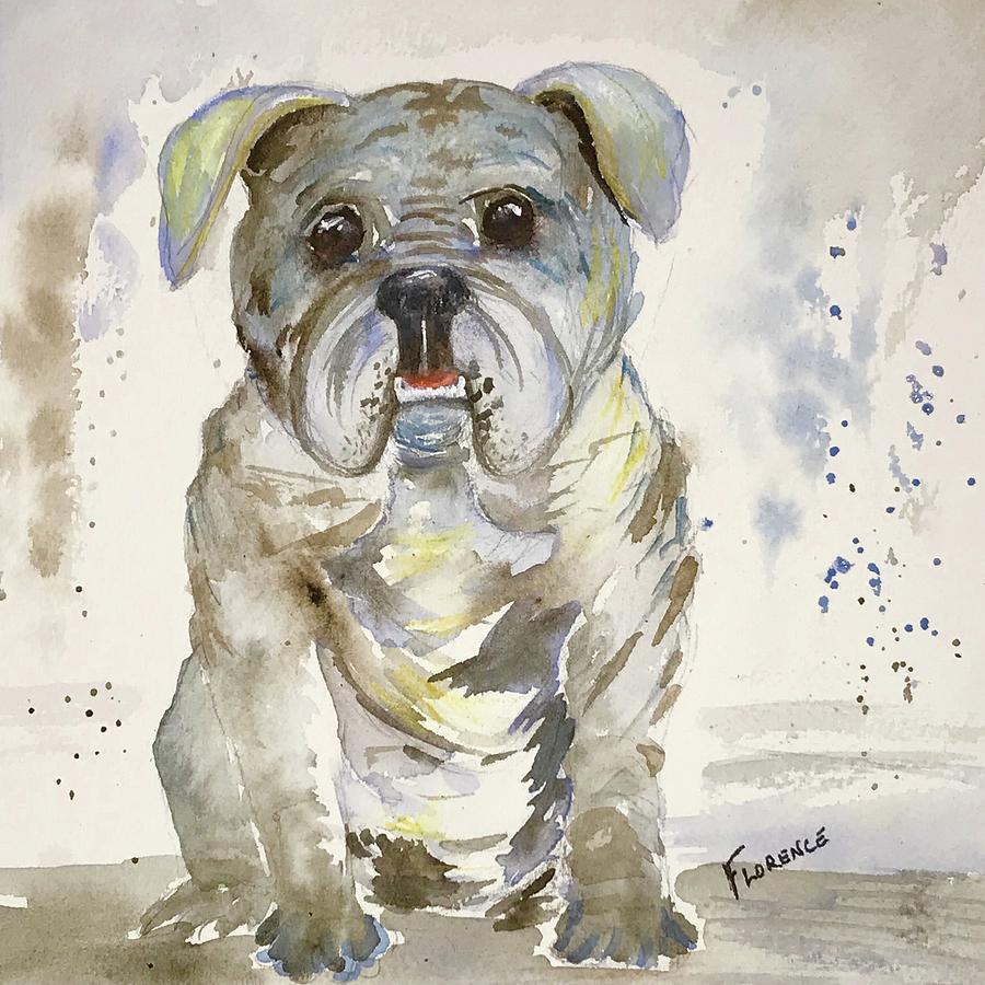 Puppy Love by Florence Ferrandino
