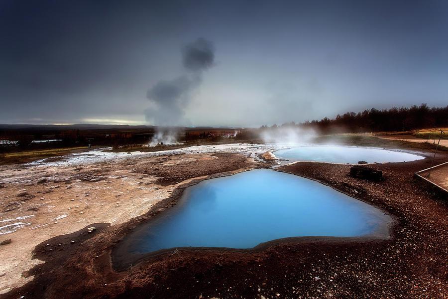 Pure blue by Jorge Maia