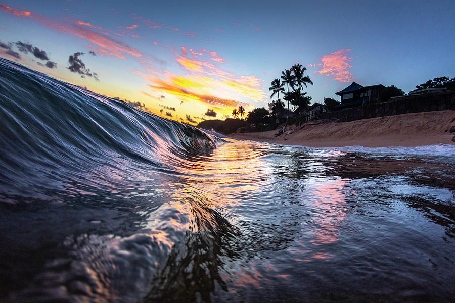 Purple Dawn by Sean Davey