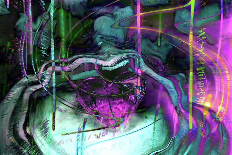 Purple Heart by Linda Sannuti