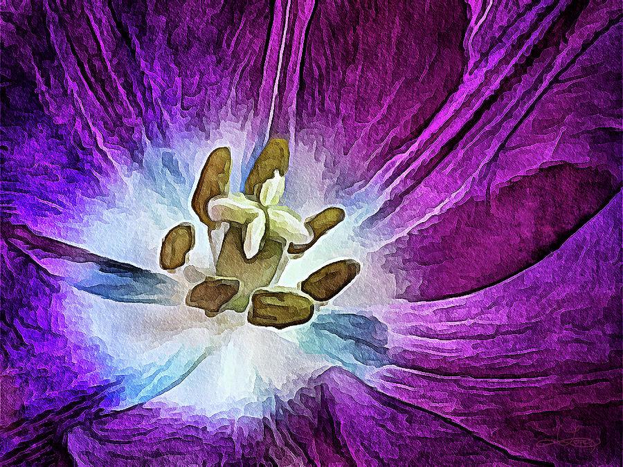 Purple Passion by Jill Love