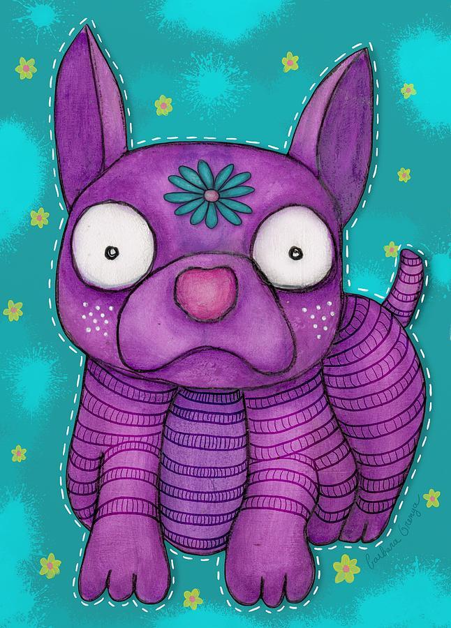 PurpleDog by Barbara Orenya