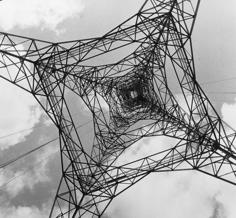Pylon Photograph by Keystone