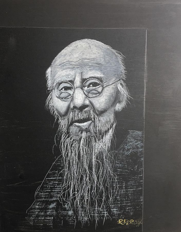 Qi Baishi by Richard Le Page