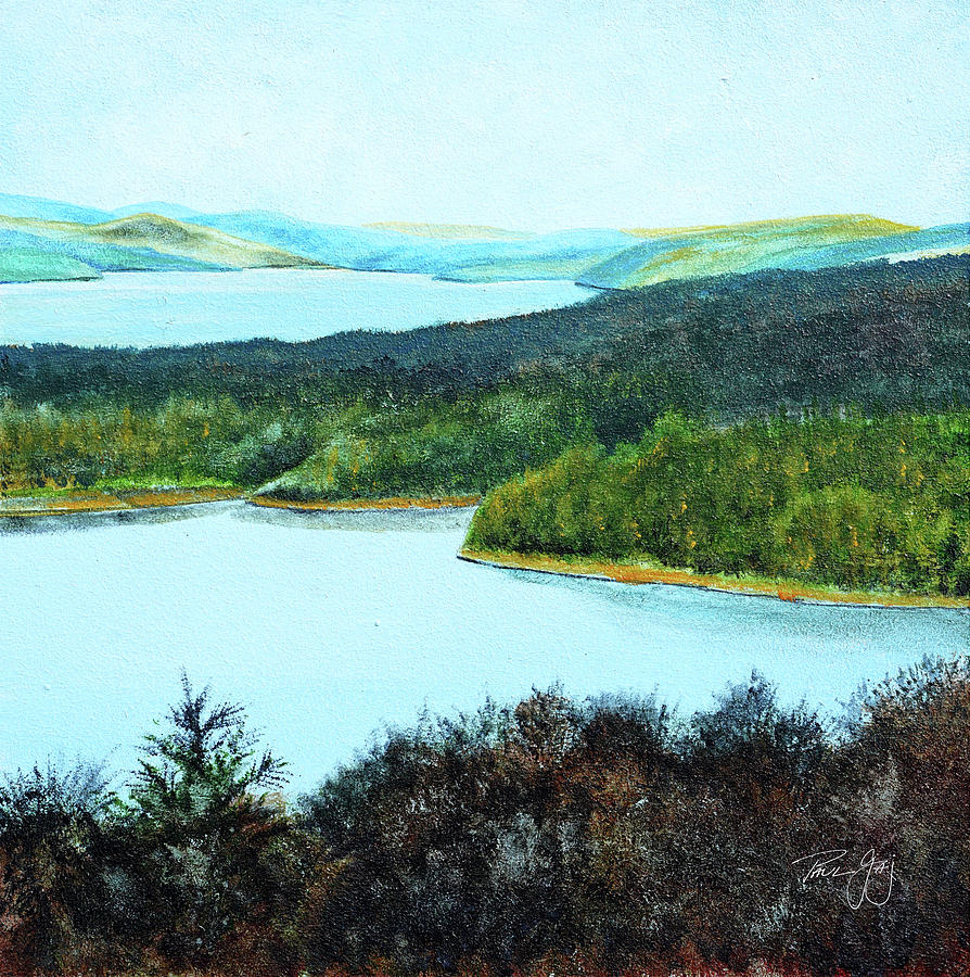 Quabbin Northwest by Paul Gaj
