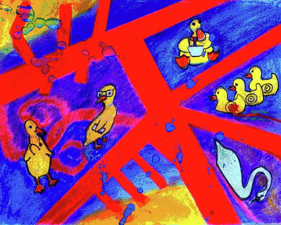 Quacks Drawing